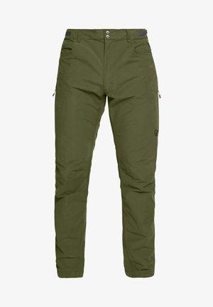 SVALBARD PANTS - Pantalon classique - slate grey