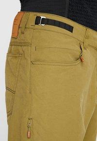 Norrøna - SVALBARD PANTS - Pantalon classique - olive drab - 4