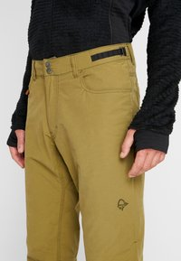 Norrøna - SVALBARD PANTS - Pantalon classique - olive drab - 3
