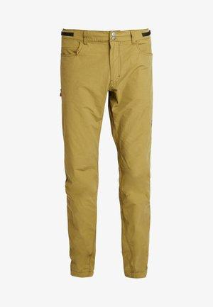 SVALBARD PANTS - Kalhoty - olive drab