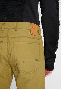 Norrøna - SVALBARD PANTS - Pantalon classique - olive drab - 6