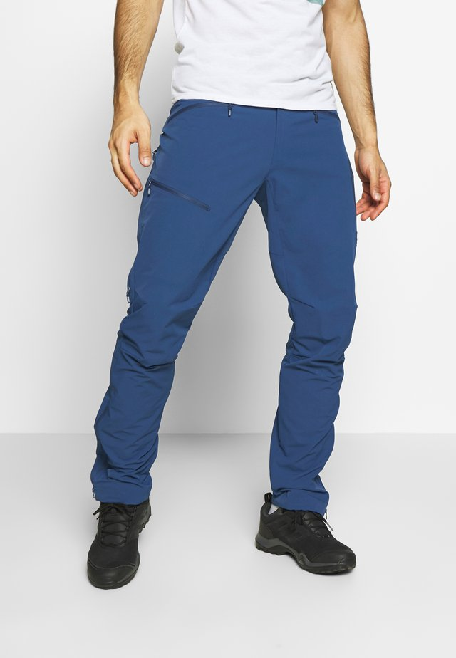 FALKETIND FLEX PANTS - Tygbyxor - indigo night