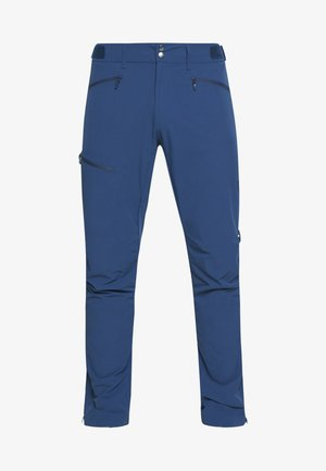 FALKETIND FLEX PANTS - Trousers - indigo night