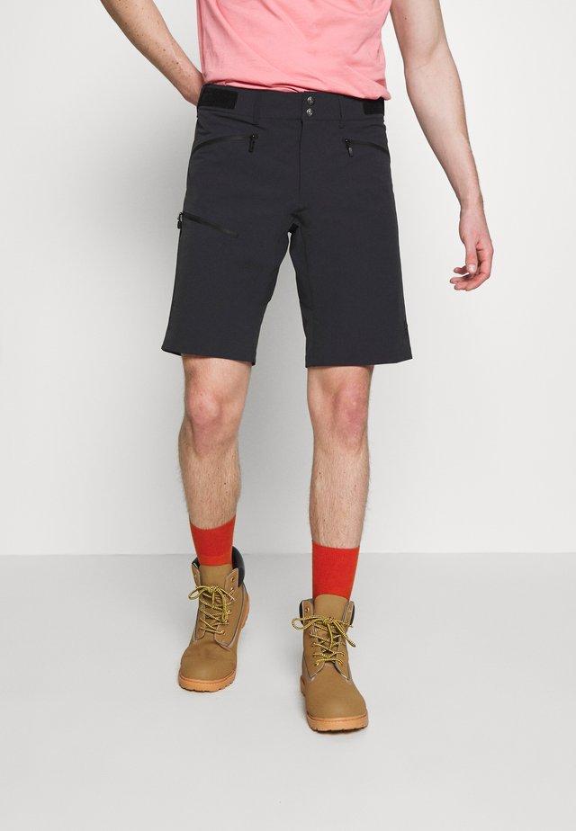 FALKETIND FLEX SHORTS - Sports shorts - caviar