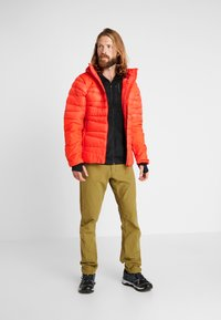 Norrøna - FALKETIND HOOD JACKET - Down jacket - arednalin - 1