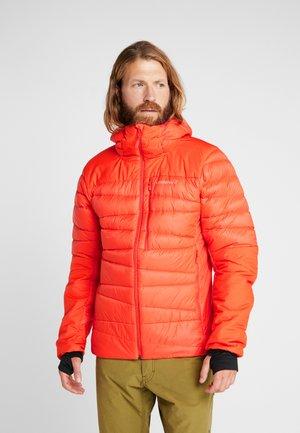 FALKETIND HOOD JACKET - Down jacket - arednalin