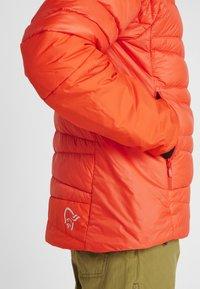 Norrøna - FALKETIND HOOD JACKET - Down jacket - arednalin - 3