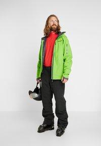 Norrøna - LOFOTEN - Veste de ski - bamboo green - 1