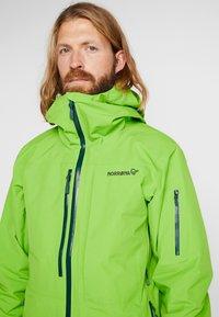 Norrøna - LOFOTEN - Veste de ski - bamboo green - 6