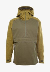 Norrøna - SVALBARD ANORAK - Outdoorová bunda - olive drab - 4