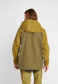 Norrøna - SVALBARD ANORAK - Outdoorová bunda - olive drab - 2
