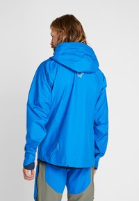 Norrøna - FALKETIND GORE TEX JACKET - Hardshell jacket - hot sapphire - 2