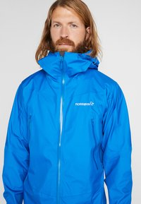 Norrøna - FALKETIND GORE TEX JACKET - Hardshell jacket - hot sapphire - 3