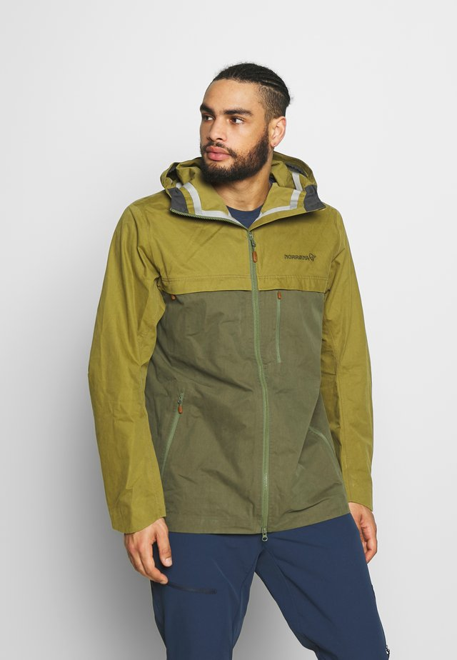 SVALBARD JACKET - Outdoorjacka - olive drab