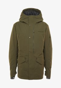 Norrøna - RØLDAL GORE TEX INSULATED - Outdoorjas - olive night - 7