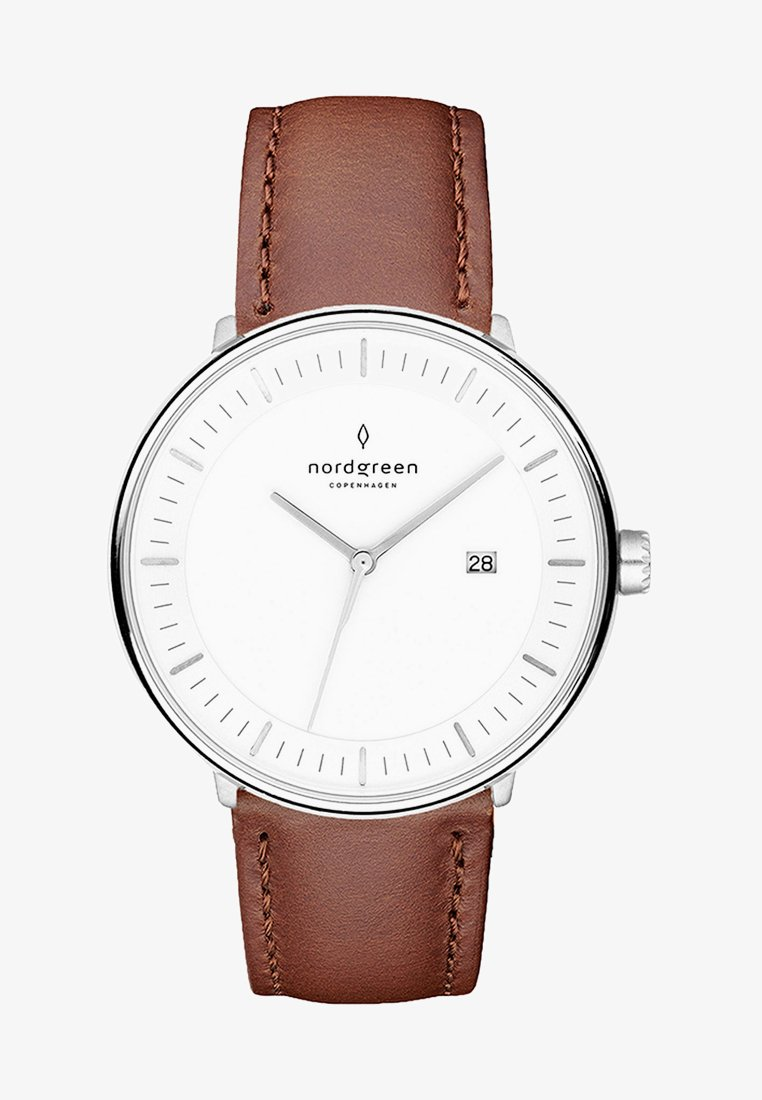 Nordgreen - Horloge - brown