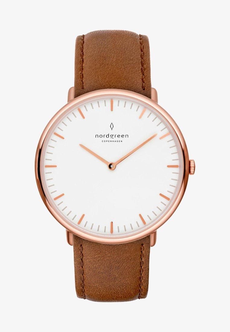 Nordgreen - Uhr - brown