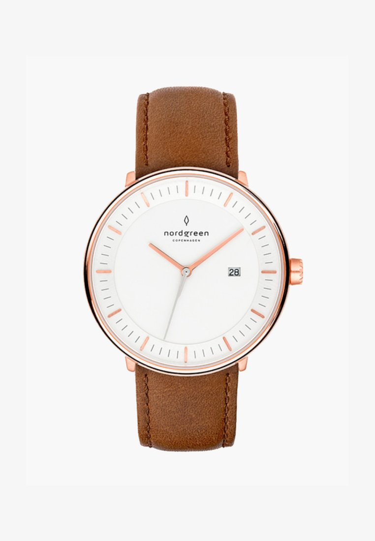 Nordgreen - Montre - brown