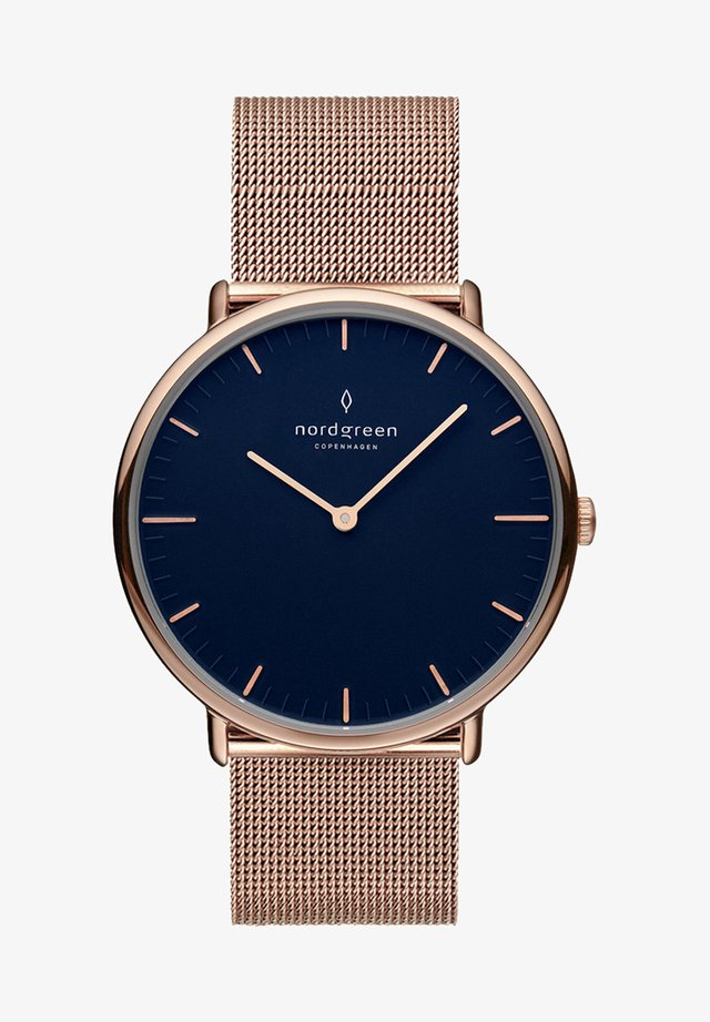 Montre - rose gold
