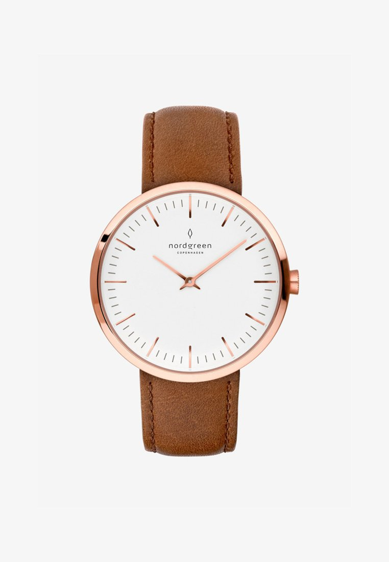 Nordgreen - Uhr - brown