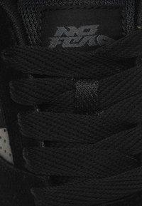No Fear - Baskets basses - black - 6