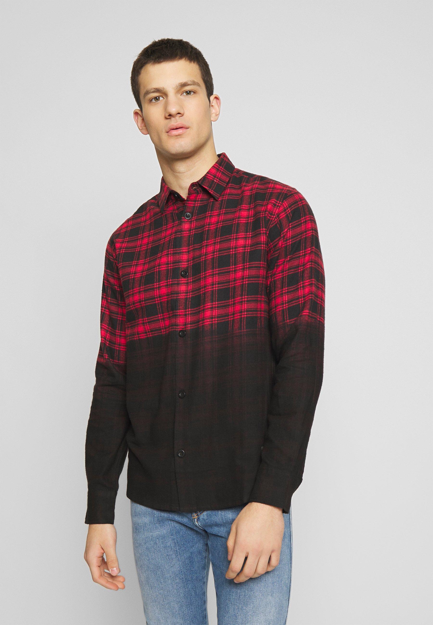 Nominal LONDON - Koszula - red