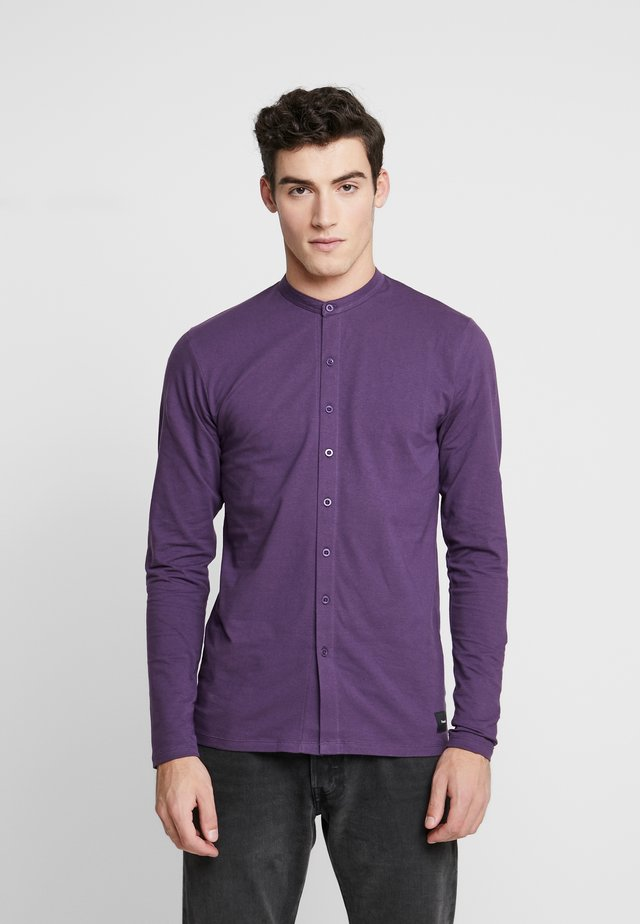HAMBURG GRANDAD - Shirt - purple