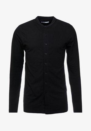 HAMBURG GRANDAD - Camisa - black