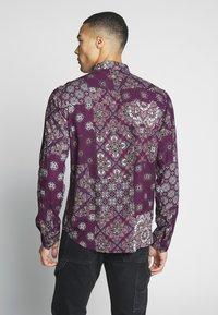Nominal - PAUSE  - Overhemd - purple - 2