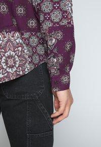 Nominal - PAUSE  - Overhemd - purple - 5