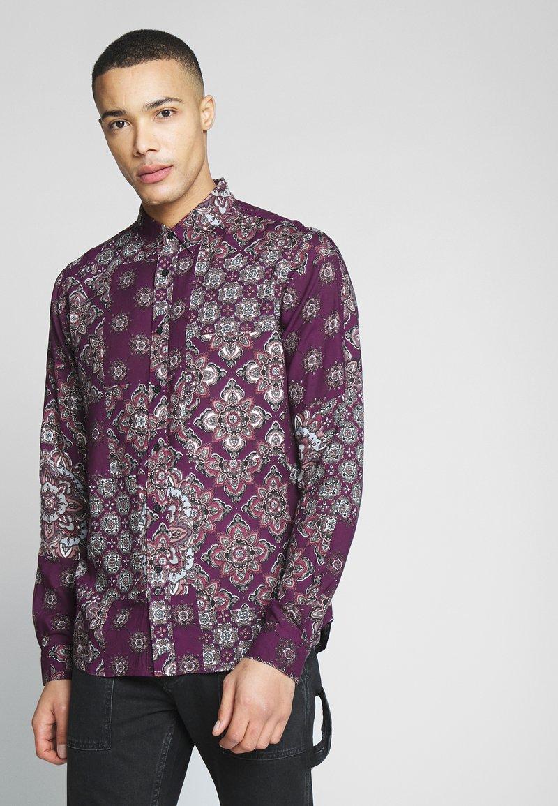 Nominal - PAUSE  - Overhemd - purple