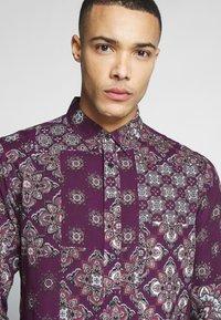 Nominal - PAUSE  - Overhemd - purple - 3