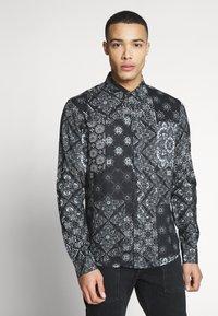 Nominal - PAUSE  - Overhemd - black - 0