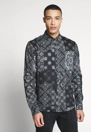 PAUSE  - Shirt - black