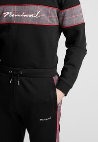 Nominal - CHURCH - Tracksuit bottoms - black - 3