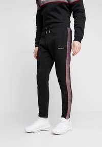 Nominal - CHURCH - Tracksuit bottoms - black - 0
