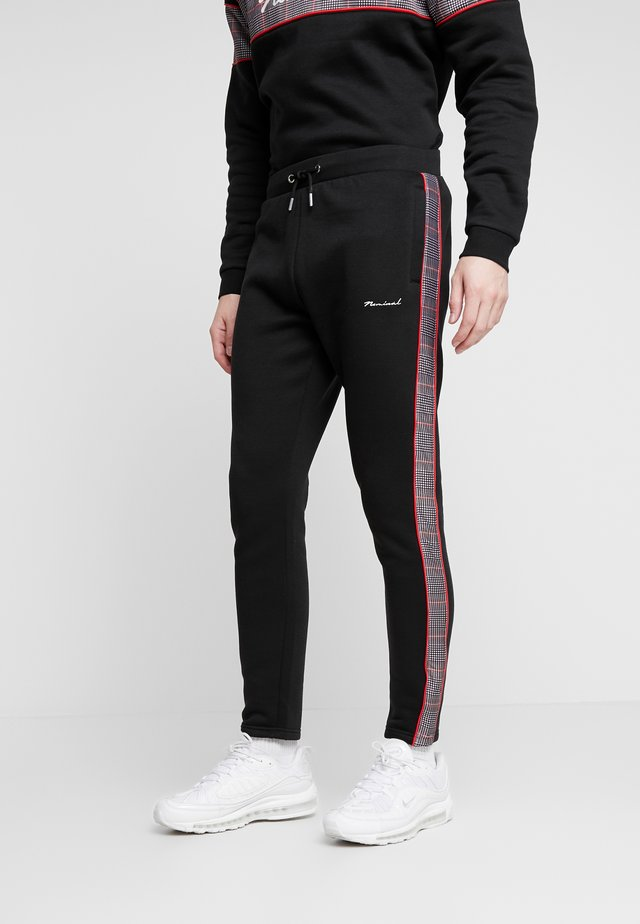 CHURCH - Tracksuit bottoms - black