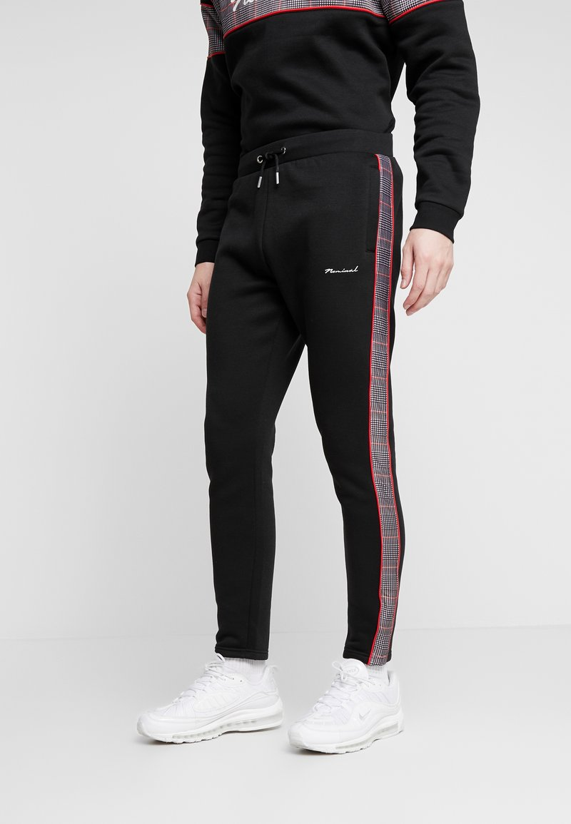 Nominal - CHURCH - Tracksuit bottoms - black