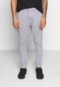 Nominal - ELISTA JOG - Pantalones deportivos - grey - 0