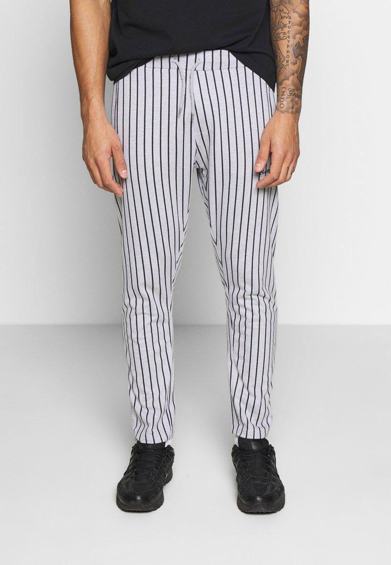 Nominal - ELISTA JOG - Pantalones deportivos - grey