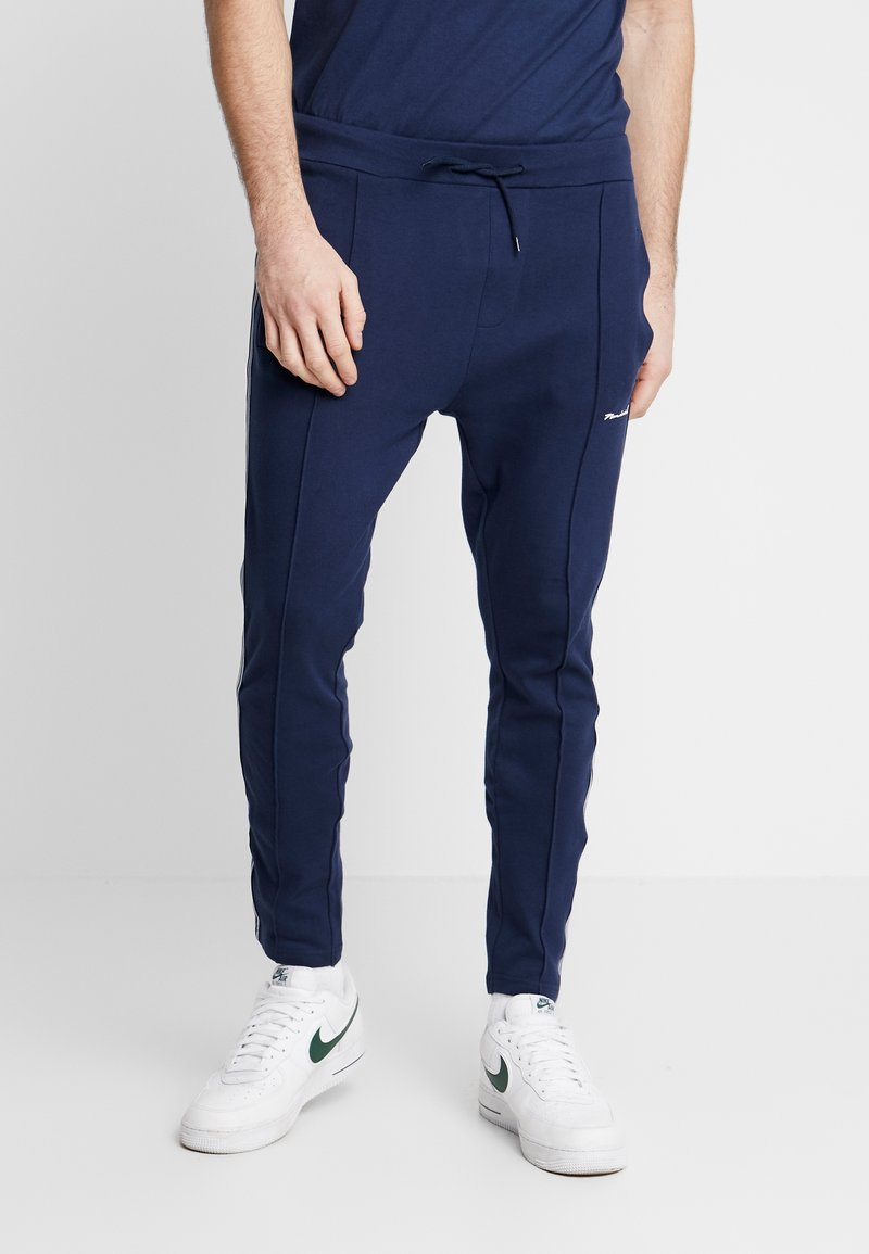 Nominal - NORTAN - Tracksuit bottoms - navy