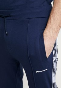Nominal - NORTAN - Tracksuit bottoms - navy - 5