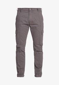 Nominal - YATES UTILITY PANT - Cargobyxor - grey - 4