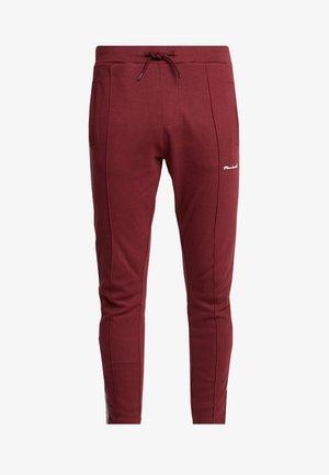 HARRISON  - Pantaloni sportivi - burgundy