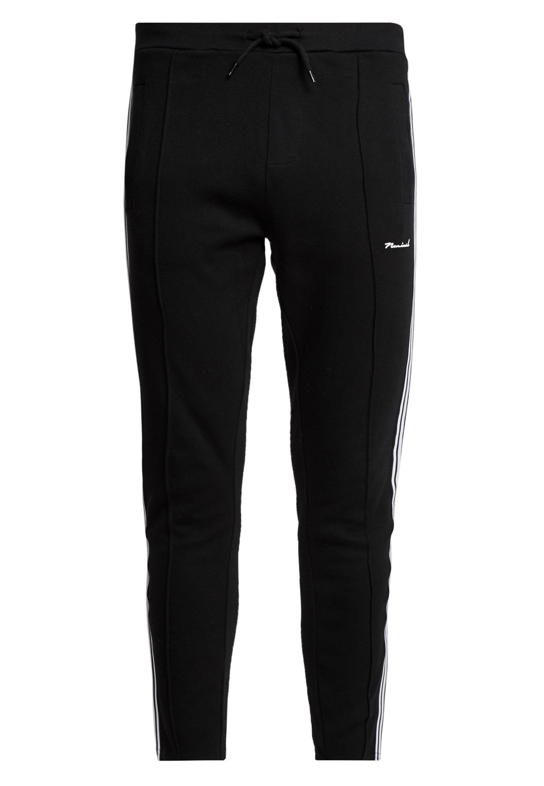 Nominal Harrison - Pantalon De Survêtement Black