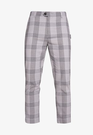WILL TROUSER - Kalhoty - light grey