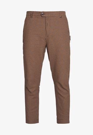 KIRK TROUSER - Bukser - black