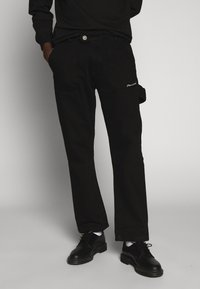 Nominal - COLLIER PANT - Jeans a sigaretta - black - 2