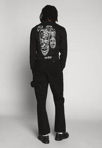 Nominal - COLLIER PANT - Straight leg jeans - black - 0