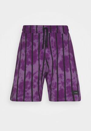 ALBA - Teplákové kalhoty - purple